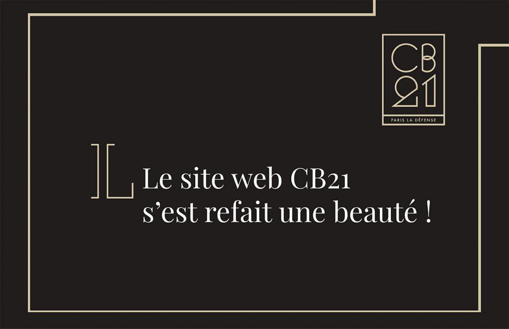 CB21 La Défense by Covivio – Bureaux à louer