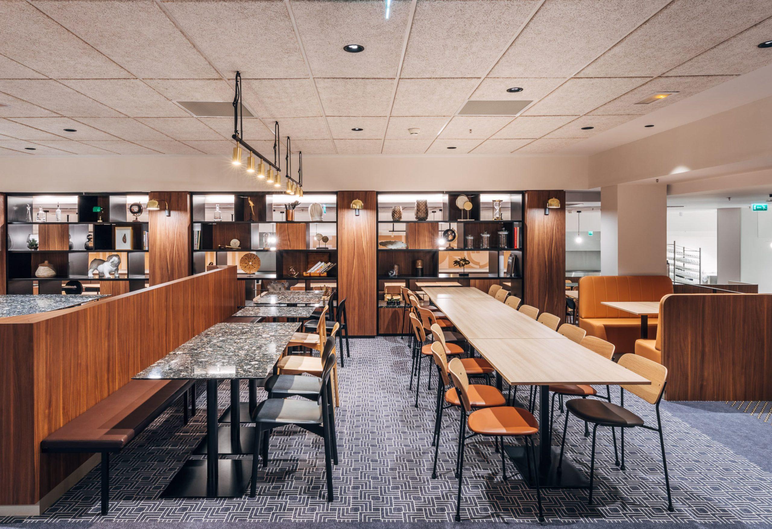 La Biblothèque des Gourmets - Tour CB21 La Défense